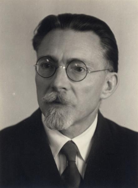 1882 - 1965 Prof. Dr. Arnold Heim